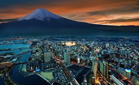 Resultado de imagen para torre de tokio y el monte fuji