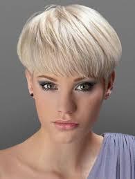 Moderní účesy Pro Krátké Vlasy Krátké účesy Photo Ježek Dámské