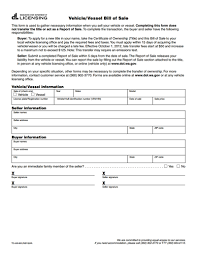 Free As Is Bill Of Sale Boat Bill Of Sale Form Free Download Create Edit Fill