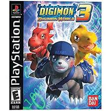 Amazon Com Digimon World 3 Video Games