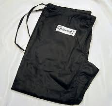 Proforce Gladiator Karate Pants Black Size 3 Drawstring