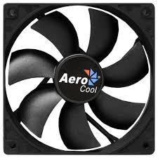 Купить <b>Вентилятор AeroCool</b> Dark <b>Force</b> 120mm Black <b>Fan</b> ...