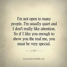 Lessons Learned In LifeYou Must Be Very Special Lessons Learned Beauteous You Are Special Quotes