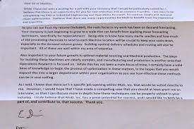 cover letter vs application letter letter of application vs cover letter
