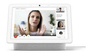 Las mejoras de Google Meet para los dispositivos Nest Hub Max