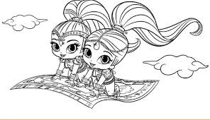 Shine And Shimmer Coloring Pages Doll Cakes Free Coloring Pages