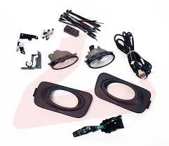 Honda Genuine Fog Light Kit Clear Usdm Cl9 2004 05 Tsx