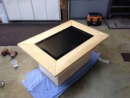 picture of making it a real table