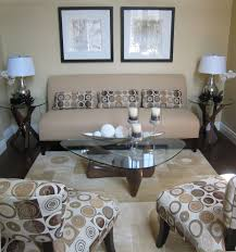 glass living room tables. Image By: Chic Decor Design Margarida Oliveira Glass Living Room Tables I