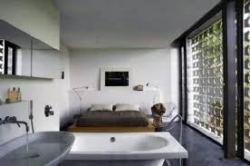 master bedroom with open bathroom. Open Bathroom Design Master Bedroom With Spoil Your Way To Relaxation Creative