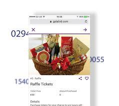 Raffle Event Online Raffle Online Raffle Tickets