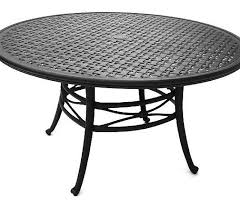 napa 9000 cast dining table 48 round