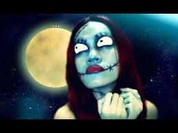 2016 the nightmare before sally makeup you