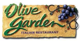 is olive garden open on sunday