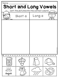 The 25+ best Long vowel worksheets ideas on Pinterest | Vowel ...
