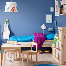 IKEA MAMMUT children's chair Easy to assemble  you just click the  components together.