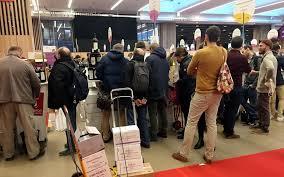 dernier jour ce lundi pour profiter de la 39e édition du salon des vignerons indépendants à paris porte de versailles il accueille près d un millier