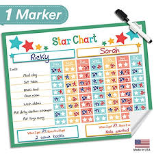 Reusable Reward Charts For Toddlers