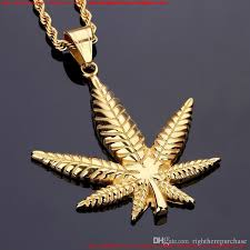 larger image fashion charms maple leaf pendant necklaces