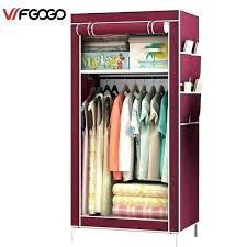 portable closet with doors roll up closet door roll up cabinet wardrobes linen closet fabric folding portable closet with doors