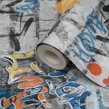graffiti fabric bedroom stickers bedding and curtains easy wall painting  designs diy art rug local artist ...