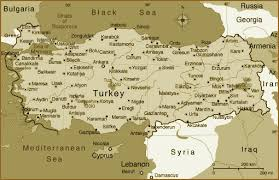 turkey country map surrounding countries.  Turkey Map Of Turkey COUNTRY On Turkey Country Map Surrounding Countries 0