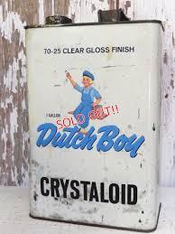 ct 160823 19 dutch boy paint 60 s 1 gallon can jack mart