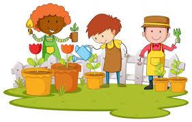 23.04.2020 Czwartek: Wiosenne porządki w ogródku. | Przedszkole Nr 22 w  Tarnowskich Górach