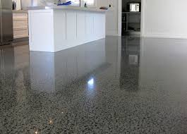The Process of Polishing Concrete Floor