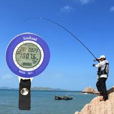Details About Multi Function Lcd Digital Outdoor Fishing Barometer Altimeter Thermometer 6j