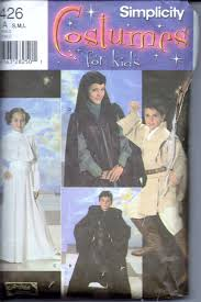 Star Wars Costume Patterns Awesome Simplicity 48 Star Wars Halloween Costume Pattern Children