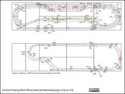 rr train track wiring block detection wiring trains rr train track wiring block detection wiring model railway track plans