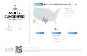 Ashley Clingenpeel, 4016 Sarasota Springs Dr, Fort Worth, TX   Nuwber