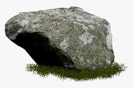 boulder png editing blur background