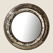decorative round mirrors for walls wall mirrors