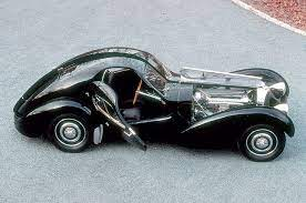 The type 57 sc atlantic is a design manifesto of jean bugatti. The Bugatti Revue 22 1 Fantasy Motor Issue Bugatti Type 57s