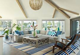 furniture for a beach house. Blue And White Beach House Living Room Furniture For A