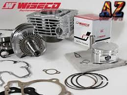 400ex motor 99 04 honda 400ex 400x wiseco crank rod motor rebuild repair kit piston gaskets