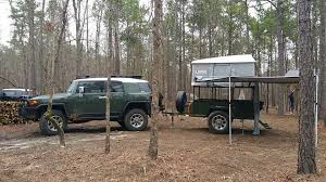 picture of making an off road trailer