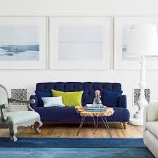 dark blue couch. Living Room. Amusing Hawaiian Room Decor Ideas. Design Concept Featuring Dark Blue Couch