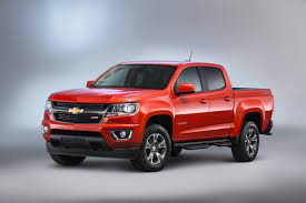 2016 Chevrolet Colorado Chevy Review Ratings Specs Prices And Photos The Car Connection