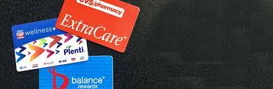 rite aid cvs walgreens rewards cards