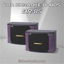 BR-05) LOA NẰM CHUYÊN KARAOKE GIA ĐÌNH BOBOS BR-05 – BobosAudio.com