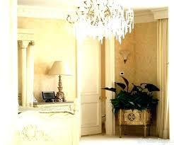 crystal bedroom decor interior decorating synonym elegant with chandelier