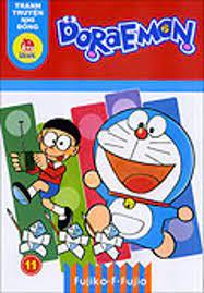 Doraemon Truyện Tranh Nhi Đồng - Tập 11