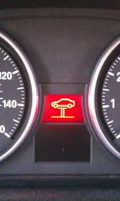 All BMW Models bmw 120d warning lights : lights in dash? Does this mean I need brakes?