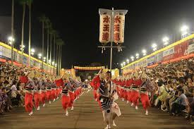 「徳島の阿波踊り地図」の画像検索結果