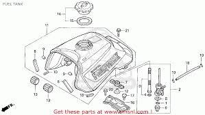 honda trx300 fourtrax 300 1995 (s) usa fuel tank schematic 1991 Honda Fourtrax 300 Wiring Diagram fuel tank schematic 1991 honda fourtrax 300 wiring diagram