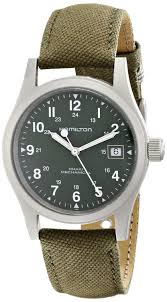 hamilton h69419363 38mm stainless steel case green cloth anti hamilton h69419363 38mm stainless steel case green cloth anti reflective sapphire men s watch amazon co uk watches