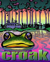 Images & Illustrations of croak